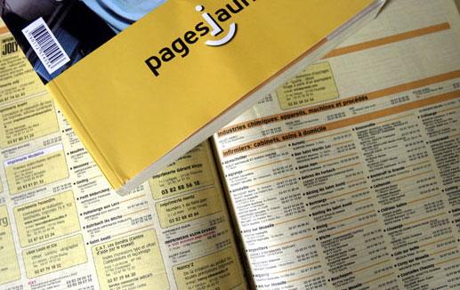 liste annuaire